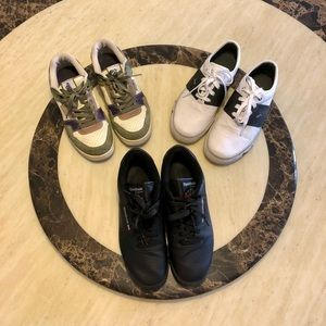 Bundle of Three Pairs of Sneakers Size 7/7.5/8